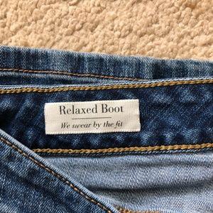 torrid Jeans - torrid Relax Boot Distressed Jeans